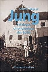 Carl Gustav Jung : Catalogue chronologique des écrits