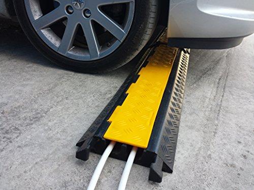 edp-2-rampe-de-protection-modulaire-en-caoutchouc-a-double-canal-avec-couvercle-rabattable-pour-cond