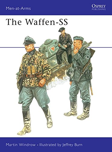 The Waffen-SS (Men-at-Arms, Band 34) -