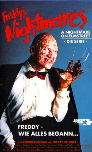 Preisvergleich Produktbild Freddy's Nightmares - Die Serie - Wie alles begann...