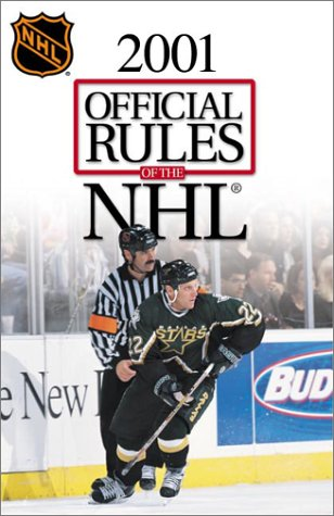 Official Rules of NHL (national Hockey League) 2001 (Official Records Book) por National Hockey League
