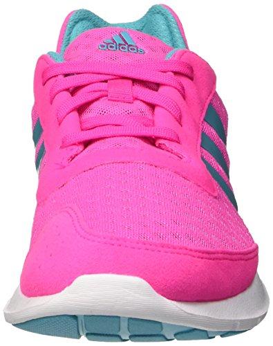 adidas Element Refresh W, Chaussures de Running Compétition Femme Rose / Bleu / Blanc (Verimp / Plamat / Briazu)