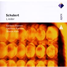Schubert : 17 Lieder