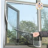 PiniceCore Fly Mosquito Net Window Mesh Chambre d'écran Cortinas Mosquito voilages...