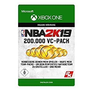 NBA 2K19: 200,000 VC | Xbox One – Download Code