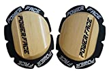Power Face Classic Sliders de genoux en bois Naturel