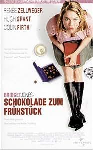 Bridget Jones - Schokolade zum Frühstück [VHS]