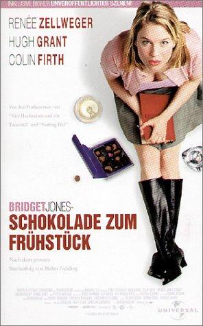 Universal/Polygram Bridget Jones - Schokolade zum Frühstück [VHS]
