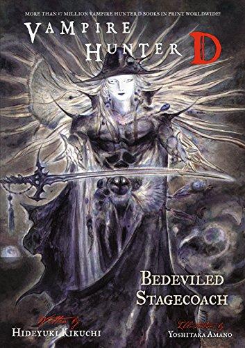Vampire Hunter D Vol. 26: Bedeviled Stagecoach