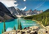 """Das """"grüne"""" Nordamerika - Kanada und USA (Wandkalender 2020 DIN A3 quer): Die schönsten und grünsten Landschaften aus Kanada und USA (Monatskalender, 14 Seiten ) (CALVENDO Natur) -"""