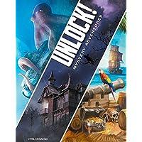 Unlock! 2 Escape Adventures Card Game [Import Anglais]