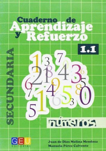 Cuaderno de aprendizaje y refuerzo 1.1 por Juan de Diós Molina