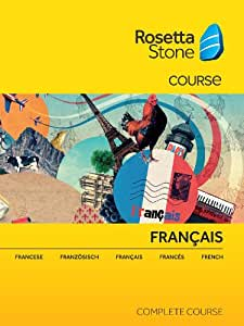Rosetta Stone French Complete Course MAC  [Mac Download]