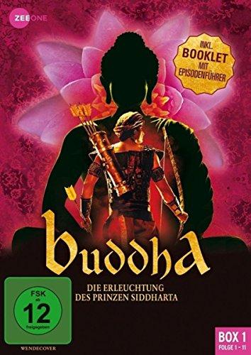 Buddha - Die Erleuchtung des Prinzen Siddharta, Box 1, Folge 1-11 [3 ()