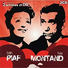 Edith Piaf & Yves Montand (Coffret 2 CD)