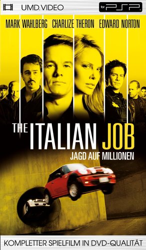 The Italian Job - Jagd auf Millionen [UMD Universal Media Disc]