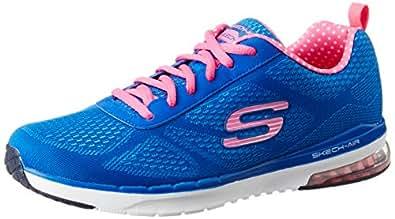 Skechers Air Infinity, Chaussures de Fitness Femme