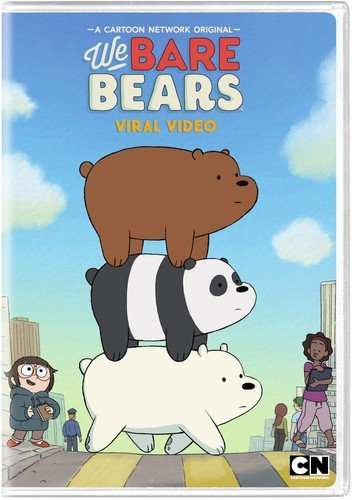 Bare Bears - Viral Video (V1) (DVD) ()