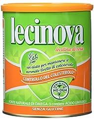 Lecinova Lecitina di Soia senza Glutine - 250 gr