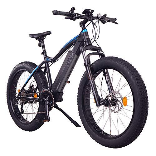 NCM Aspen+ E-Bike, Fatbike E-MTB, E-Mountainbike 48V 16Ah 768Wh