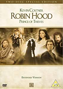 Robin Hood: Prince of Thieves - Extended Version (Two-Disc Special Edition) [DVD] [1991]