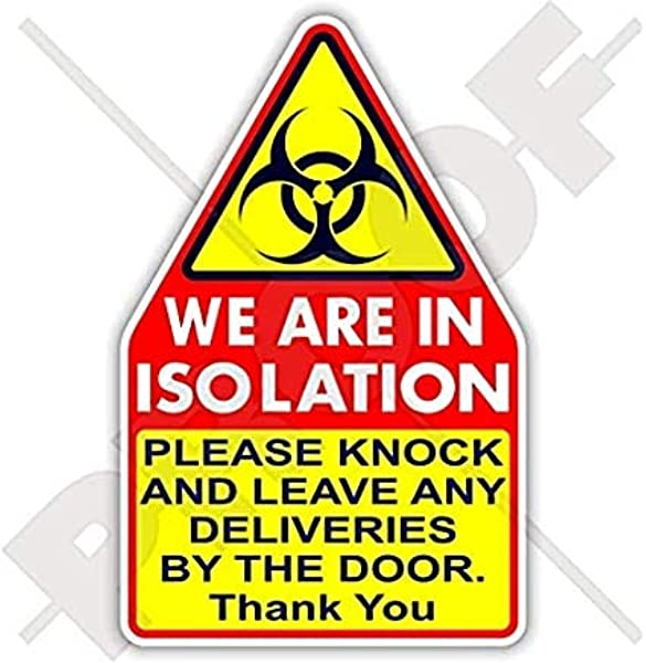 "Warnaufkleber /""Warnung vor Biogefährdung/"" Virus"