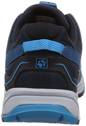 Jack Wolfskin Crosswind Low M - Scarpa, , taglia Blu (Blau (moroccan blue 1800))