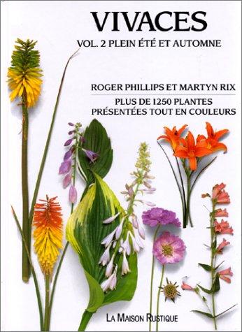 Plantes vivaces. Volume 2, Plein t et automne