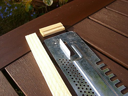 simonthebeekeeper 6 x Beekeeping National Hive Mouse Guard Travel Gates 6