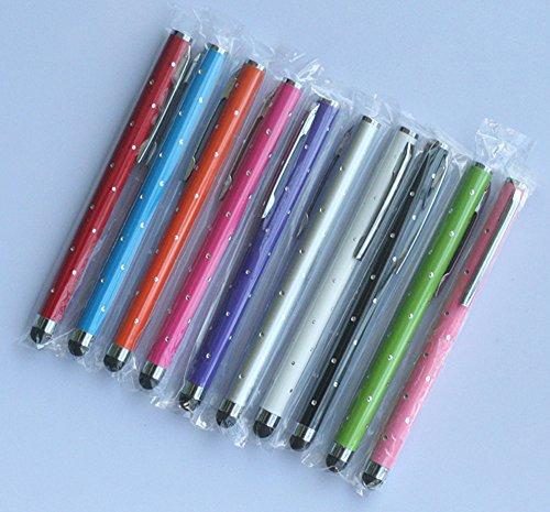 10x universal Eingabestift Touch Pen Stylus Stift für Tablet Smartphone Handy