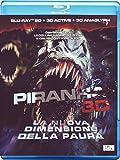 Piranha 3D(2D+3D active+3D anaglyph+ 4 paia di occhialini anaglyph)
