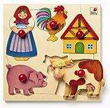 Selecta 2050 - Bauernhof Puzzle