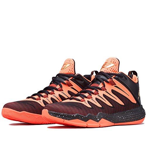 Jordan da Uomo Nike CP3.IX Basket Scarpe, Arancione (Hypr Orange/Mtlc Gld STR/Blk/Inf), M