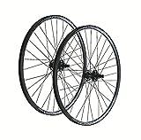 WAG Par de ruedas para mountain bike 26 pulgadas, Kommando Disc, 10V, negro (2ruedas)