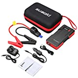 Best Battery Jump Starters - Suaoki P6 Car Jump Starter 800A Peak Current Review