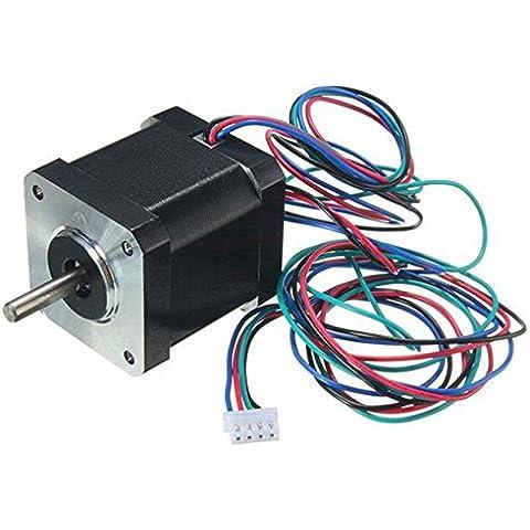42motore passo-passo NEMA17manico per 5mm puleggia stampante 3d RepRap Prusa CNC