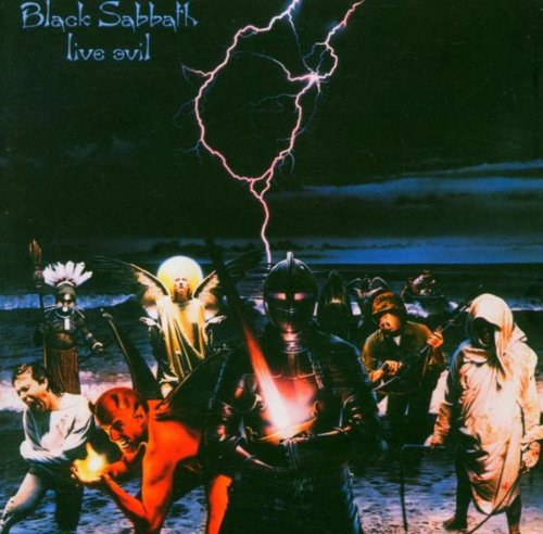 Black Sabbath: Live Evil (Audio CD)