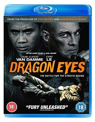 Bild von Dragon Eyes [Blu-ray] [UK Import]
