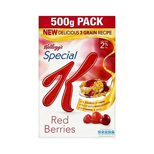 Special K Fruits Rouges De Kellogg (500G)