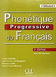 Phonétique progressive du français. Livre de l'élève