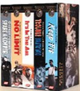 George Formby Box Set: No Limit/Keep Fit/It's In The Air/... [VHS]