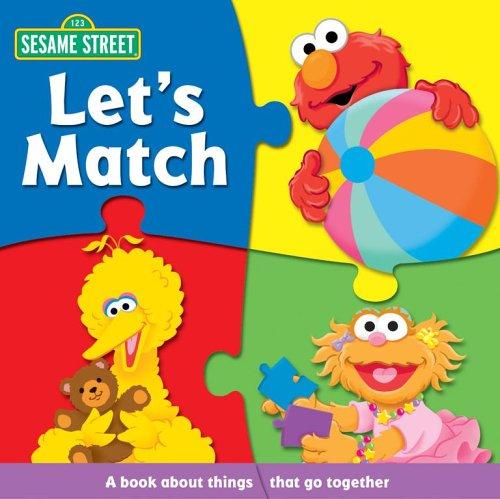 Let's Match (Sesame Street (Reader's Digest)) par Carol Monica