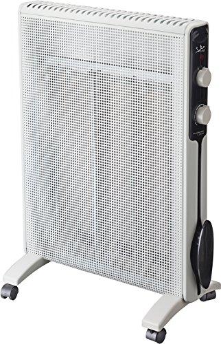 Jata RD225B Radiador Micathermic con 3 Placas, 1500 W, Blanco