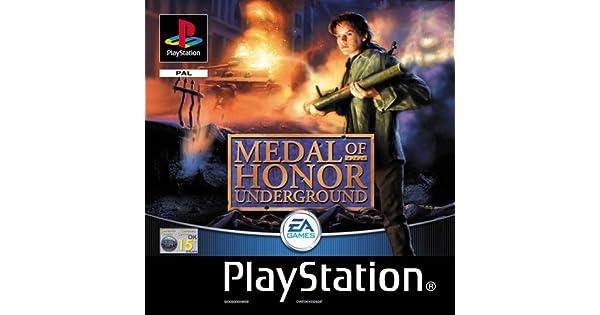 Medal of Honor: Underground: Sony Playstation: Amazon co uk