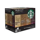 Starbucks Kaffee Keurig k-cup Variety Pack