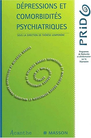 Dépressions et comorbidités psychiatriques