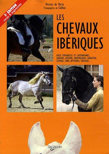 Les chevaux ibériques par Vincenzo De Maria