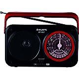 Radio Majestic Radio RT-182 BK/RD Am/Fm Al.Mista