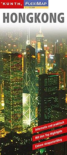 FlexiMap : Hongkong (KUNTH Flexi Map)
