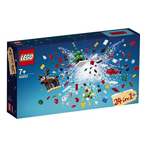 LEGO Build Up Playset Advent Calendar 2018